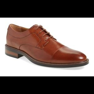 Cole Haan Brown Leather Dress Shoes